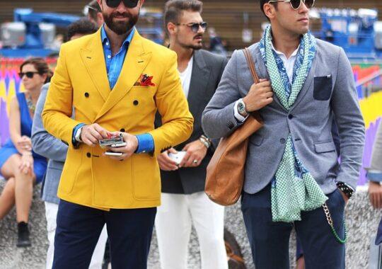 9 conseils de style pour les hommes plus petits (comment paraître plus grand et plus mince)